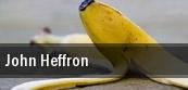 John Heffron tickets
