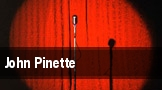 John Pinette St. George Theatre tickets