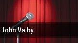 John Valby Boston tickets