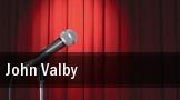 John Valby tickets