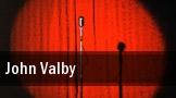 John Valby Verona tickets