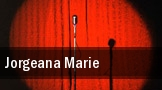 Jorgeana Marie tickets