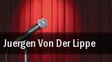 Juergen Von Der Lippe Kulturpalast Bitterfeld tickets