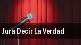 Jura Decir La Verdad tickets
