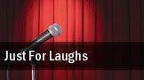 Just For Laughs Kelowna Community Theatre tickets