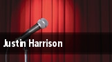 Justin Harrison tickets