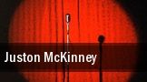 Juston McKinney tickets