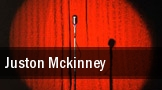 Juston McKinney Mohegan Sun Cabaret tickets