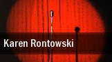 Karen Rontowski tickets