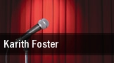 Karith Foster tickets