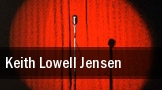 Keith Lowell Jensen tickets
