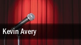 Kevin Avery tickets