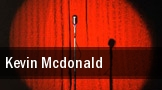 Kevin Mcdonald Sacramento tickets