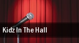 Kidz In The Hall tickets