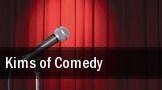Kims of Comedy tickets