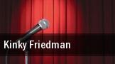 Kinky Friedman Belly Up Tavern tickets