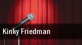 Kinky Friedman Easton tickets