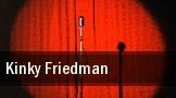 Kinky Friedman Fitzgeralds tickets