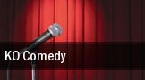 KO Comedy Punch Line Comedy Club tickets