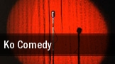 KO Comedy San Francisco tickets