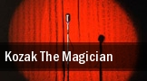 Kozak The Magician Atlantic City tickets