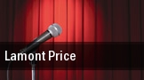 Lamont Price Tommy's Comedy Lounge at the Charles tickets