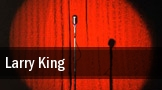 Larry King Balboa Theatre tickets