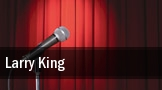 Larry King Morristown tickets