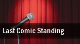 Last Comic Standing Veterans Memorial Auditorium tickets