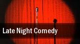 Late Night Comedy Andiamo Casino tickets