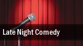Late Night Comedy tickets