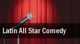 Latin All Star Comedy Toppenish tickets