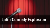 Latin Comedy Explosion tickets