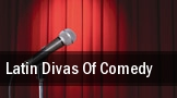 Latin Divas of Comedy Bergen Performing Arts Center tickets