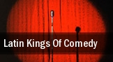 Latin Kings Of Comedy Comerica Theatre tickets