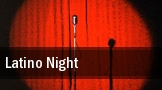 Latino Night The Laugh Factory tickets