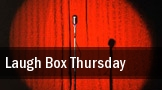 Laugh Box Thursday tickets