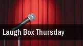 Laugh Box Thursday Washington tickets