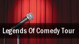 Legends Of Comedy Tour tickets