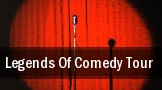 Legends Of Comedy Tour Ovens Auditorium tickets