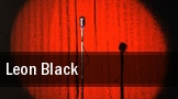 Leon Black tickets