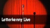 Letterkenny Live Northern Alberta Jubilee Auditorium tickets