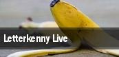 Letterkenny Live Taft Theatre tickets