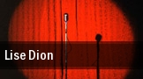 Lise Dion tickets