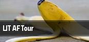 LIT AF Tour FedExForum tickets