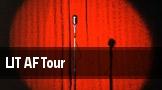 LIT AF Tour Spectrum Center tickets