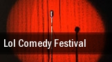 Lol Comedy Festival California Theatre Of The Performing Arts tickets