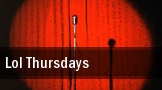 Lol Thursdays Catch A Rising Star Comedy Club At Twin River tickets