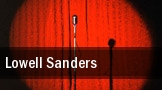 Lowell Sanders Lincoln tickets