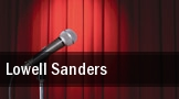 Lowell Sanders tickets